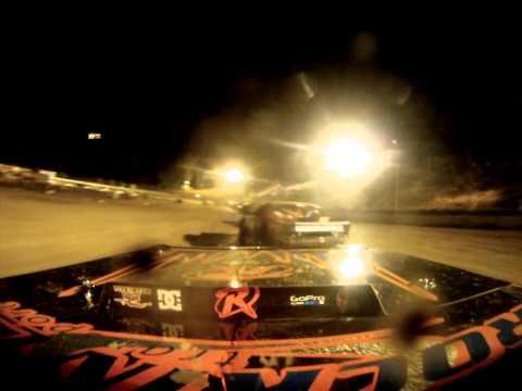 Simkins Memorial Santa Maria Speedway Austin Ruskauff Hobby Stock #88R Main View #1 9/1/13
