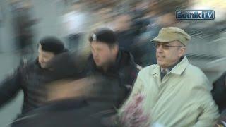 Poliția rusă a reținut și azi manifestanți pașnici (ru)