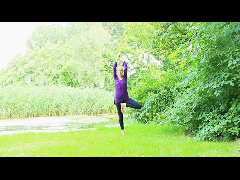 STAANDE BALANSOEFENINGEN - Yoga voor een betere concentratie