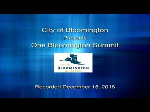One Bloomington Summit