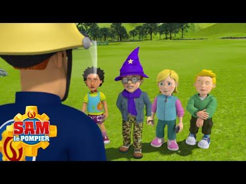 Norman le sorcier | Pompier Sam Officiel | Dessin animé pour enfants