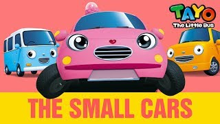 Tayo Episodes l The Small Cars l Meet Tayo's Friends l Tayo Episode Club