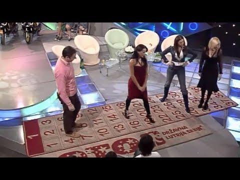 Mira Skoric i Aleksandar Vucic  Bravo  cela emisija  TV Pink 2007