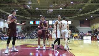 Highlights: NSU Men's Basketball vs Duluth 2/15/19