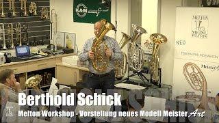 Berthold Schick mit Mozart Fagott-Konzert 3. Satz