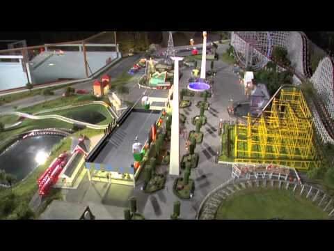 Cincinnati's Coney Island At Entertrainment Junction Video 2013