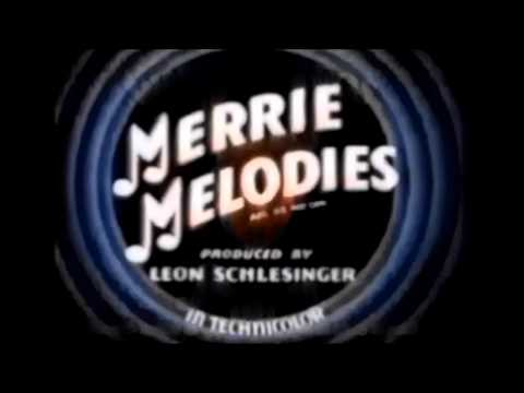 Merrie Melodies Openings And Closings (1931-1969) UPGRADED