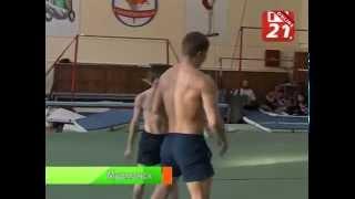 Спортивная акробатика в Мурманске