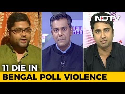 Tinderbox Bengal: 11 Die In Panchayat Poll Violence