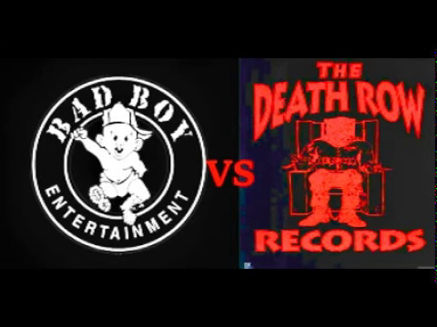bad boy vs death row records which record label was better youtube