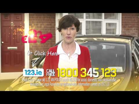 123.ie Car Insurance for You Tube