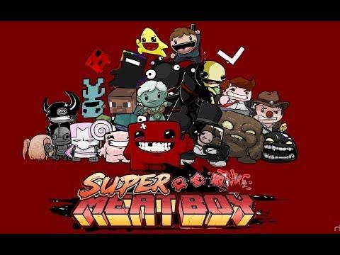 SUPER MEAT BOY (PC, Review): homenaje a los 8 bits || Sección Indie || Análisis en Español