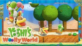 Knotbert & der kuschelige SCHNUFFEL #5 🧶 Yoshi's Woolly World | Let's Play Wii U
