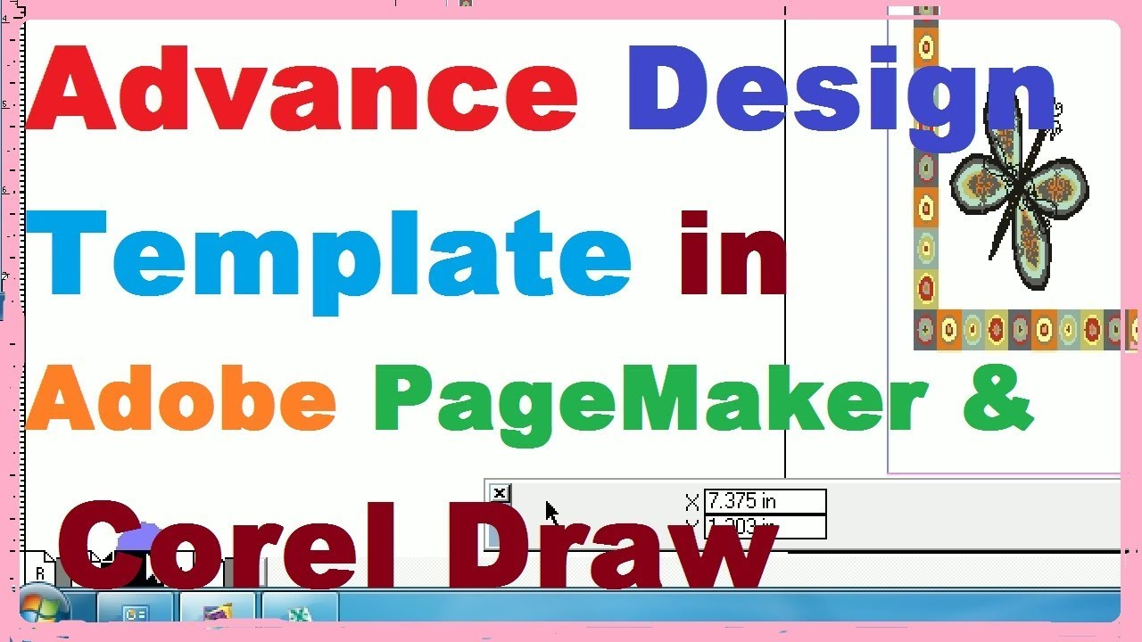 pagemaker design templates