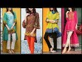 How to style Trousers / Pants with kurti / Kurta / Shirt / Kameez for Girls / Women 2017