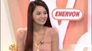 Thời trang với Vũ Thu Phương - Vui Sống Mỗi Ngày [VTV3 - 03.07.2012]