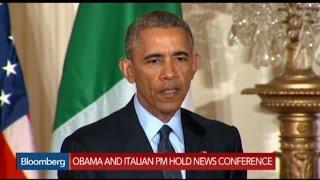 Obama: Senate Struck 'Reasonable Compromise' on Iran