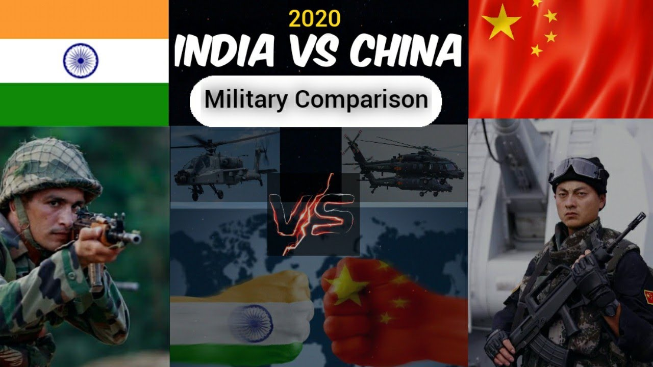 INDIA VS CHINA | A Military Comparison 2020 | All You Need To Know |