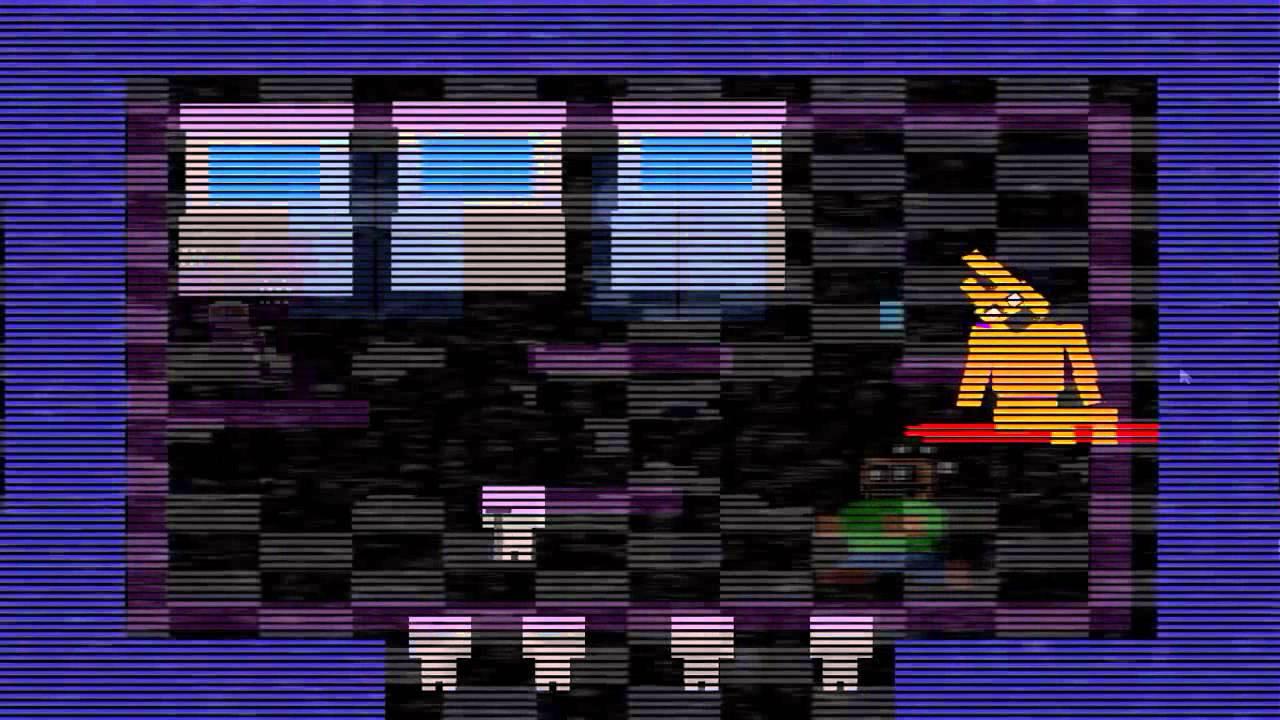Five Nights at Freddy's - Bilinmeyen Hikaye