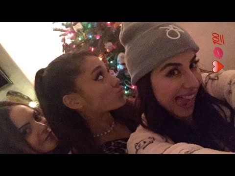 Daniella Monet  December 11th 2015  FULL SNAPCHAT STORY ft Ariana Grande, Liz Gillies  more