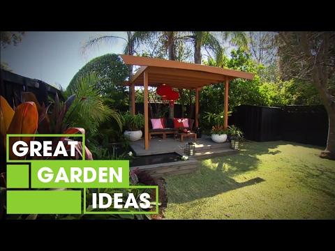 Jason and Adam build a Vietnamese-style pergola
