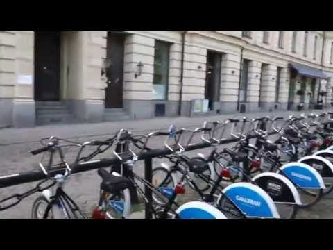 Stockholm's City Bikes Program Works Great for Tourists