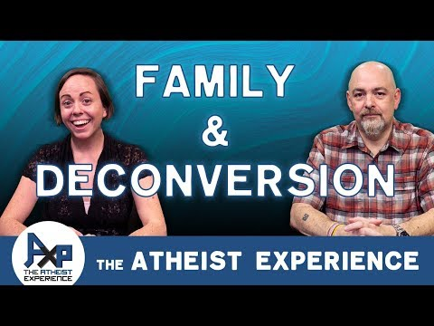 My Wife Is Unhappy I Deconverted, What Do I Do? | Caleb - PA | Atheist Experience 23.49