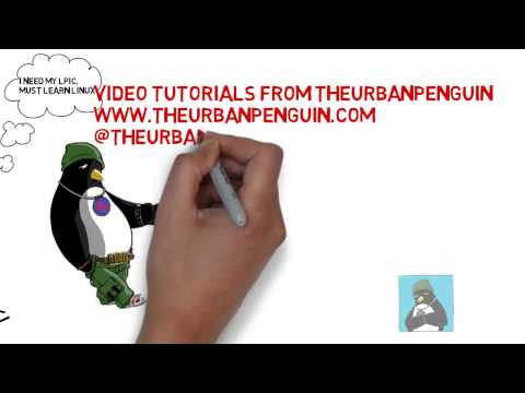 Learn your LPIC with TheUrbanPenguin