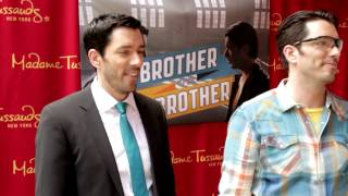 Property Brothers insane stunt causes fans to nearly pass out! **MUST SHARE**