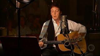 """Paul McCartney """"Jenny Wren"""" Live @ Abbey Road Studios (2005) 1080p HD"""