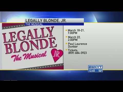 Walter Vickery & Addy Bell, Legally Blonde, Paul Laurence Dunbar
