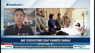 Jokowi Bersama PM Singapura akan Jenguk Ani Yudhoyono