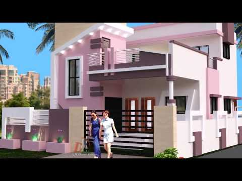 How Look Pink Color On Home Exterior Youtube
