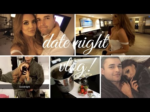 DAY IN THE LIFE VLOG - DATE NIGHT ♡ GRACIE PISCOPO