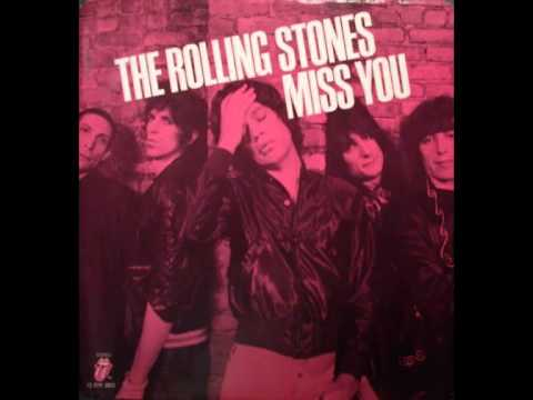 The Rolling Stones - Miss You (Version Longue) Maxi 45 Tours