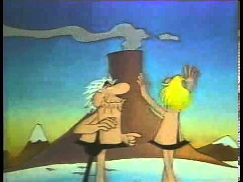 A late 1970s Animated Christmas  (B.C. Comic Strips)