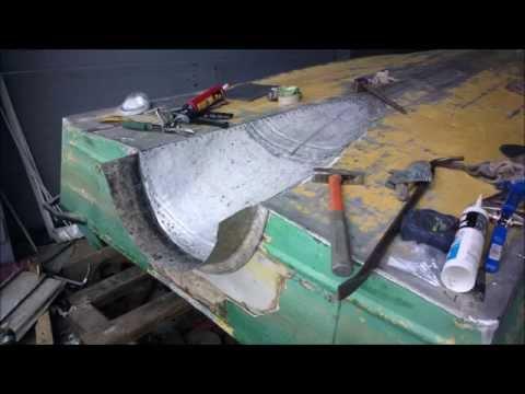 постройка туннеля на лодку крым
