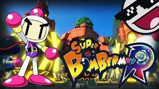 Super Bomberman R - Online - Parte 1 | MI PRIMERA VICTORIA!!
