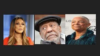 BILL COSBY  UPSET AT WENDY WILLIAMS FOR THE ADVICE SHE GAVE CAMILLE COSBY