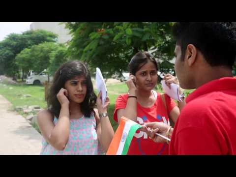 Respect For Indian National Flag