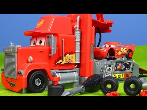 bagger lastwagen kran truck spielzeugautos lego. Black Bedroom Furniture Sets. Home Design Ideas
