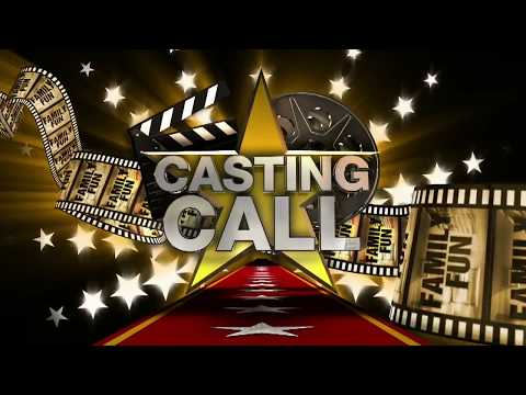 Casting Call May 23, 2018