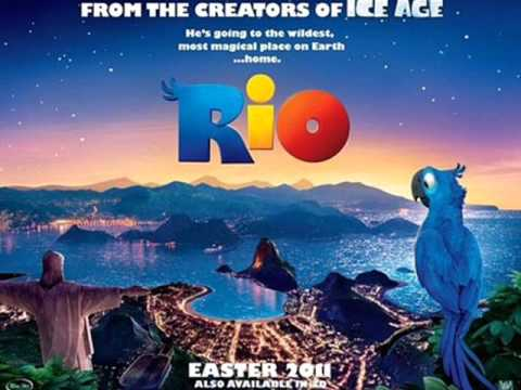 Rio Official Soundtrack 07 - Chained Chase