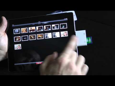 Camera Connection Kit + Card Reader For IPad/iPad 2 - DealExtreme
