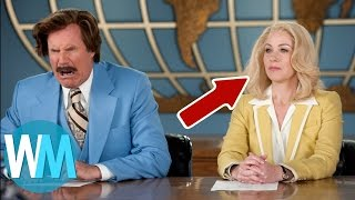 Top 10 des SCÈNES où les acteurs n'ont pas pu RESTER SÉRIEUX ! streaming