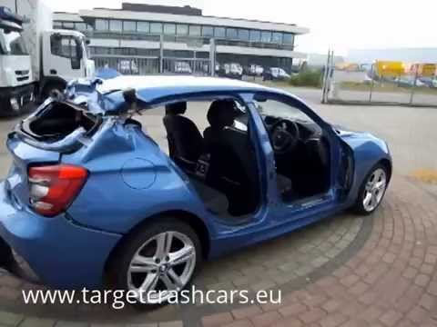 740902 bmw 118d f20 5d m sport m package 10 12 blue rhd. Black Bedroom Furniture Sets. Home Design Ideas