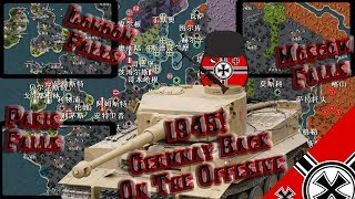 1945 Germany Reborn! Taking Back Europe! Extended Map Mod WC3
