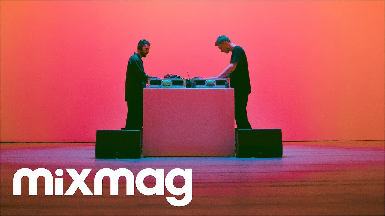 Download The Mixmag Cover Mix: Bicep