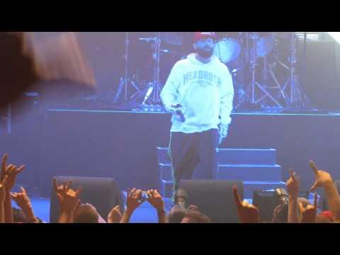 Limp Bizkit - Opening & The Propaganda + I'm Broke Live @ 013 Tilburg 10-06-13