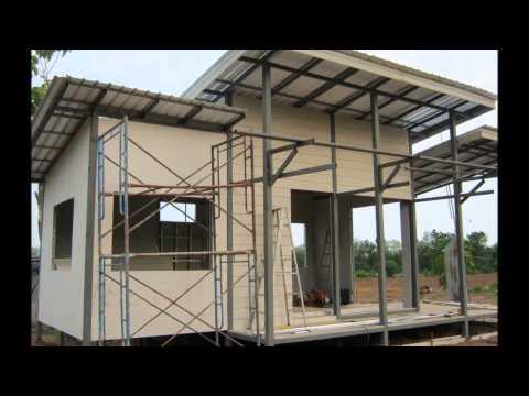 Ecomodernplan: บ้านสำเร็จรูป